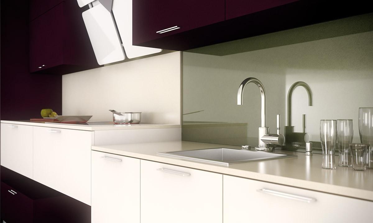 Altura muebles de cocina art altura enchufes cocina - Altura encimera cocina ...