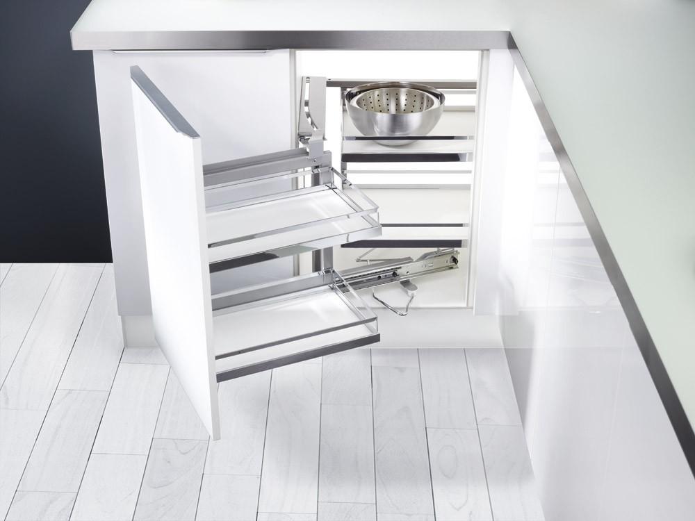 fregadero de cocina de resina doble seno
