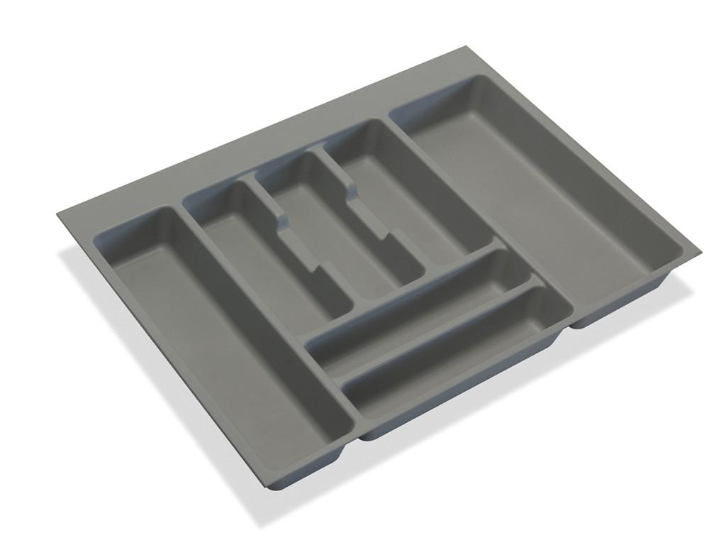 Cubertero PVC Vantage gris
