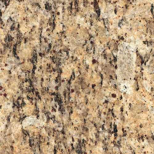 Encimeras de cocina de granito for Granito santa cecilia