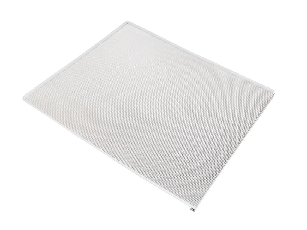 Protector bajo fregadero de aluminio natural